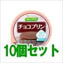 【ハウス食品】【やさしくラクケア】チョコプリン 20kcrl10個セット【介護食】【P25Jan15】