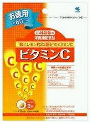 小林製薬 ビタミンC 徳用 180粒(60日分)...の商品画像