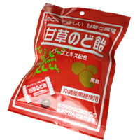 Licorice throat lozenges 60 g (about 33 grain) fs3gm
