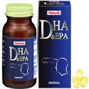 【ヤクルトヘルスフーズ】 DHA&EPA 240粒【健康食品】【P25Jan15】