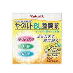 ヤクルトBL整腸薬 36包 【指定医薬部外品】【...の商品画像