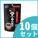 【伊藤園】【まとめ買い!10個セット!】伝承の健康茶北海道産100%黒豆茶ティーバッグ7.5g×14袋