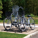 自転車スタンド 〔3台用〕 BYC-3【アイリスオーヤマ】【2010_野球_sale】