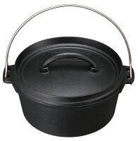 Coleman(コールマン)ダッチオーブンSF(8インチ) 170-9393[鍋 アウトドア アウトドア料理 BBQ バーベキュー 調理 キャンプ 調理器具]【NW】 送料無料の画像