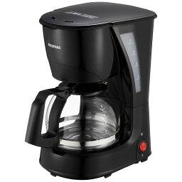 【あす楽】<strong>コーヒーメーカー</strong> ドリップ式 CMK-650送料無料 ドリップコーヒー 家庭用 調理家電 簡単 かんたん コーヒー 珈琲 コーヒーマシーン コーヒーマシーン 自動 ナイロンフィルター コンパクト おしゃれ アイリスオーヤマ
