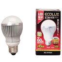 【数量限定価格】LED電球6W 電球色【60W相当】 LED-6L261〔エコルクス〕【アイリスオーヤマ】【2010_野球_sale】【限定P10】