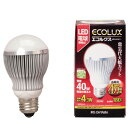 【数量限定価格】LED電球4.3W 電球色【40W相当】 LED-4L 261〔エコルクス〕【アイリスオーヤマ】【2010_野球_sale】【限定P10】