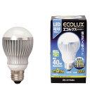 【数量限定価格】LED電球4.3W 白色【40W相当】 LED-4N 261〔エコルクス〕【アイリスオーヤマ】【2010_野球_sale】【限定P10】