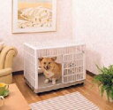 プラケージ810送料無料 囲い ペット用品 家具 室内 動物送料無料 おしゃれ アイリスオーヤマ