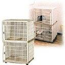 プラケージ662送料無料 囲い ペット用品 家具 室内 動物送料無料 おしゃれ アイリスオーヤマ