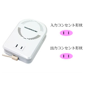 【送料無料】カシムラ 海外旅行用薄型変圧器120W/70WTI-78 おしゃれ