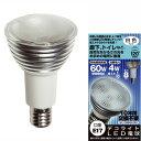 【LED電球】デコライト 60W形電球相当白色 口金E17 JD1708AD【K】【TC】【2010_野球_sale】