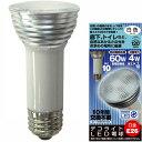 【LED電球】デコライト 60W形電球相当白色 口金E26 JD2610AD【K】【TC】【2010_野球_sale】