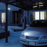 乾電池式LEDセンサーライトLSL-1S2ブラック【アイリスオーヤマ】【RCP】【0530apho】【10P13Dec14】