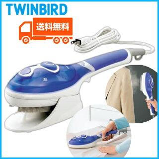 ツインバード(TWINBIRD)ハンディーアイロン&スチーマーSA-4084BL