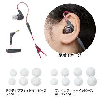 Audio-technica[�����ǥ����ƥ��˥�]����ʡ����䡼�إåɥۥ�ATH-SPORT3-BK��ATH-SPORT3-RD�֥�å�����åɡ�D��