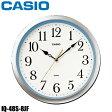 【送料無料】CASIO〔カシオ〕掛時計 IQ-48S-8JF【HD】【DC】