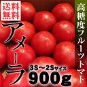 築地・野菜の目利きが厳選!『高糖度フルーツトマト アメーラ 900g 2S~3Sサイズ』 【ギフト】 【送料無料】【内祝い】【楽ギフ_のし宛書】