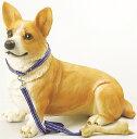 【全商品ポイントキャンペーン】S2328 9414  ドアストッパー犬L コーギー/ドック/
