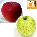 果樹の苗/リンゴ2種受粉樹セット:王林(おうりん)と紅玉(こうぎょく)