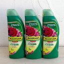 [送料無料]液肥アルゴフラッシュバラ用液肥1リットル入り (5-6-7) 3個セット