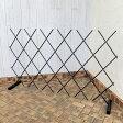 ワンタッチ伸縮簡易フェンス