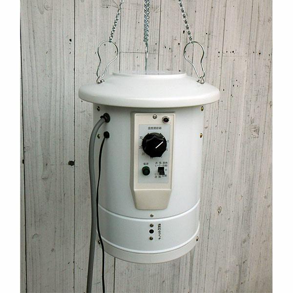 電気温風器サンヒートSF-2005A-T