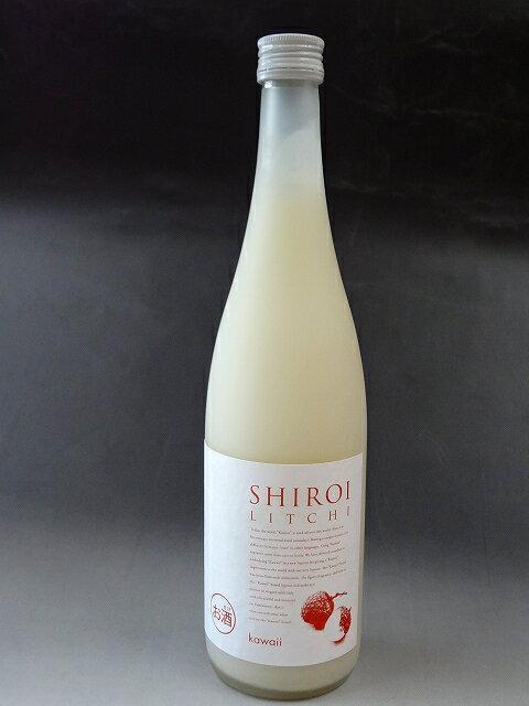 白い SHIROI ライチ 720mlkawaiiシリーズ