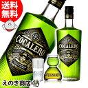 【送料無料】コカレロ Cocalero 700ml リキュール 29度 ボムグラス1個+ショットグラス1個付 正規品