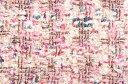 イギリス製【LINTON/リントン】シャネルツィードヴィスコース・コットン・アクリルファンシーツィード50cm単位 生地・布
