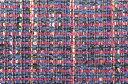 イギリス製【LINTON/リントン】シャネルツィードシルク・コットン・ヴィスコースファンシーツィード50cm単位 生地・布