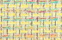 イギリス製【LINTON/リントン】シャネルツィードコットン・ブレンドファンシーツィード10cm単位 生地・布