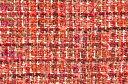 イギリス製【LINTON/リントン】シャネルツィードウール・ブレンドファンシーツィード50cm単位 生地・布