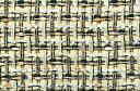 イギリス製【LINTON/リントン】シャネルツィードコットン・ウール・ブレンドファンシーツィード10cm単位 生地・布