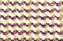 イギリス製【LINTON/リントン】シャネルツィードヴィスコース・コットン・シルクファンシーツィード10cm単位 生地・布