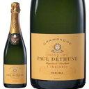 ワイン スパークリング シャンパン 白 発泡 [NV] ポール・デテュンヌ・ドゥミ・セック / ポール・デテュンヌ フランス シャンパーニュ/750ml