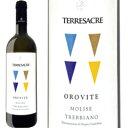 【イタリアワインセール!南部】 2015年 オーロヴィーテ / テッレサクレ イタリア モリーゼ 750ml 白