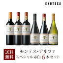 ワイン ワインセット モンテス・アルファ スペシャル赤白6本セット MA2-2 [750ml x 6]