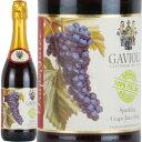 ノンアルコール ワイン オーガニック・スパークリングジュース レッドグレープ / ガ
