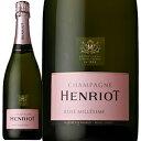 ワイン ロゼ スパークリング シャンパン 2008年 アンリオ ブリュット・ミレジメ・ロゼ / アンリオ フランス シャンパーニュ 750ml