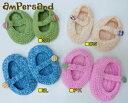 【ampersand】アンパサンド編みブーティ サイズ 11センチ