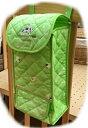 【ラスト1点です】寝具の西川 紙オムツ入れ オムツストッカー/グリーンデザイナーズギルド社コラボ