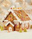 Create A Treat/プレミアムジンジャーブレッドハウスキット プレゼント ギフト スタイリッシュ おしゃれ 製菓 お菓子の家
