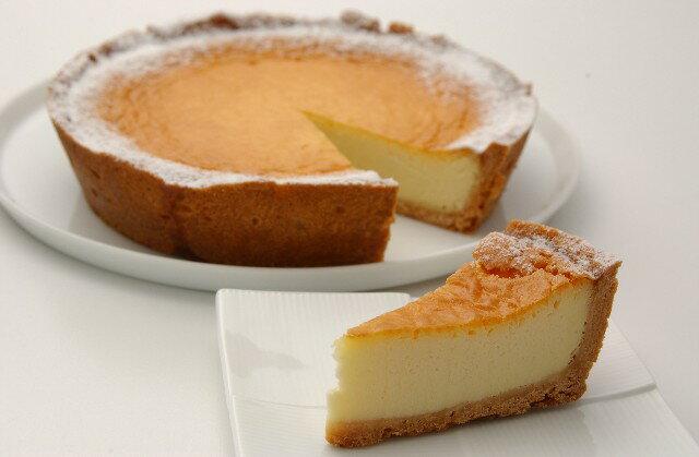 チーズケーキ ベイクドチーズケーキ(ホール・大)バースデーケーキ 贈り物