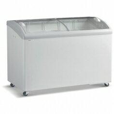 パナソニック(旧サンヨー)冷凍クローズ型ショーケース型式:SCR-T125GJ寸法:幅1250mm 奥行650mm 高さ890mm送料:無料 (メーカーより)直送保証:メーカー保証付