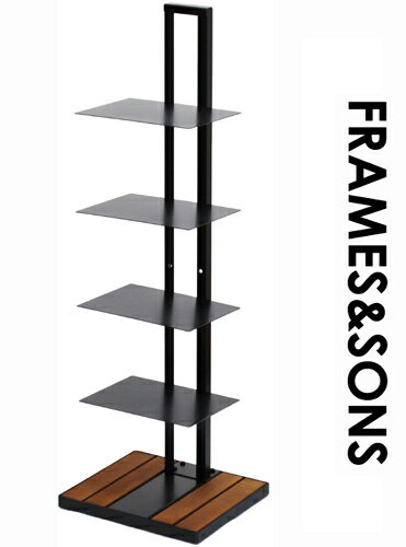 DS85 face ブックタワー 5段【FRAMES&SONS】