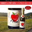 【750ml】クール・ドゥ・ポム・ビオ (ノンアルコール・シードル) [NV] フランス ノンアルコール シードル リンゴ ジュース