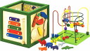 5250円以上お買い上げで送料無料!森のあそび箱2エド・インター安心・安全木のおもちゃ