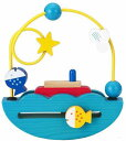5250円以上お買い上げで送料無料!ゆらゆらボートエド・インター安心・安全木のおもちゃ