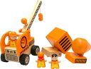 はたらく車 オレンジ:エデュテI'mTOY